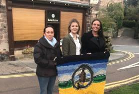 Helen, Rebecca and Rachael
